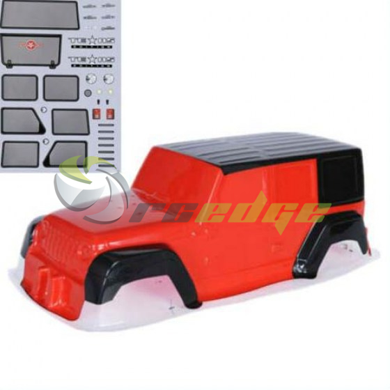 HSP_Cruiser_Jeep_Body_Plastic_Red