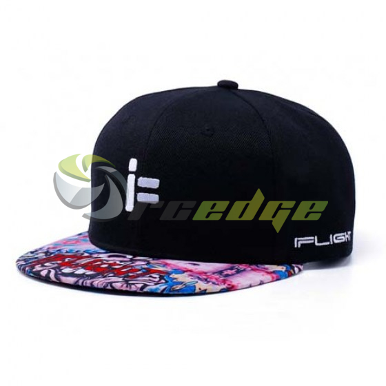 I-Flight_Cap_Black